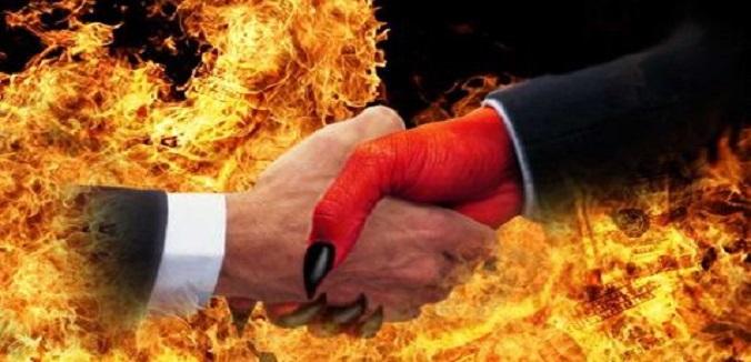 Брэдли Любящий -  МОЙ ОТВЕТ НА КОММЕНТАРИЙ ЧАРЛЬЗА Deal-with-the-devil-wide