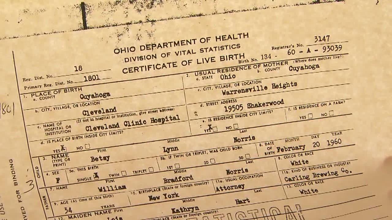 Брэдли Любящий: Великий обман человечества — Конец игры Начало Certificate-of-live-birth1