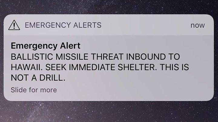 Брэдли Любящий -   МАТЕМАТИКА, ЛОГИКА, ФЕЙКОВЫЕ НОВОСТИ И ПРОЧЕЕ   Missile-alert