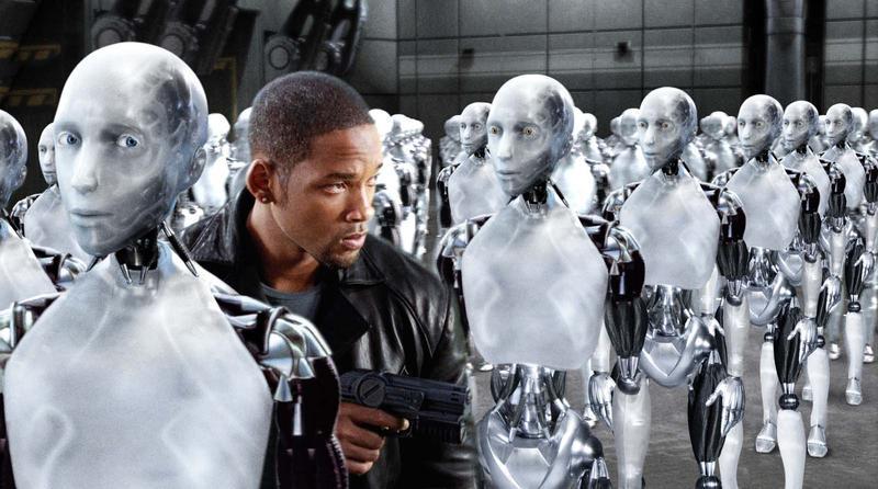 Брэдли Любящий - ИИ - это следующий И последний шаг в управлении разумом I-robot